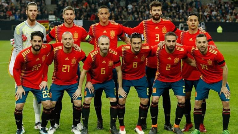هنا رابط بث مباشر لايف حصري مباراة اسبانيا والنرويج اليوم السبت