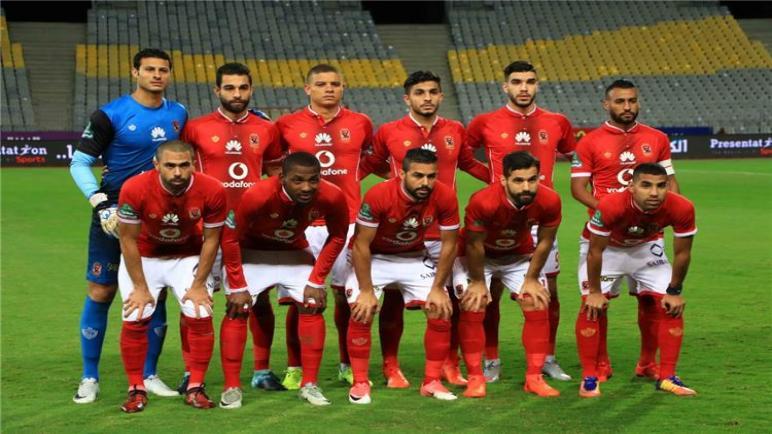 موعد مباراة الأهلي ضد طنطا في الدوري المصري والقنوات الناقله