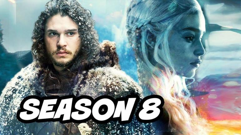 رابط مشاهدة مسلسل Game Of Thrones الموسم الثامن الحلقة