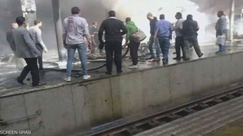 لجنة لإعداد تقرير فني عن انفجار تانك سولار جرار محطة مصر