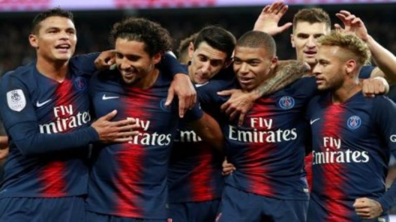 مشاهدة مباراة باريس سان جيرمان ومارسيليا بث مباشر فى الدوري الفرنسي