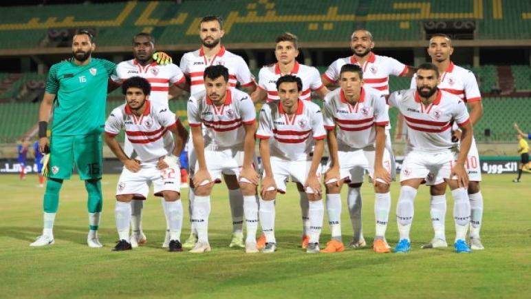 مشاهدة مباراة الزمالك وسموحة بث مباشر فى الدوري المصري
