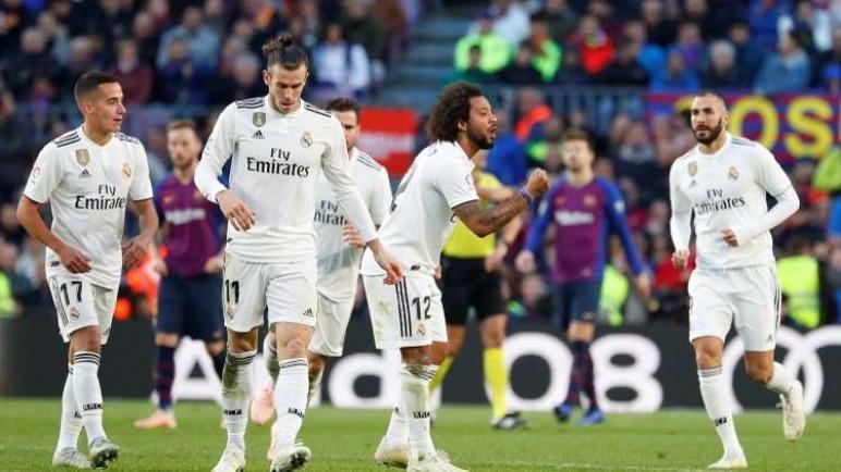 هنا بث لايف حصري مباراة ريال مدريد وسيلتا فيجو أونلاين فى الدوري الأسباني