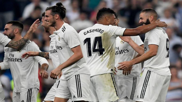 الآن رابط مشاهدة مباراة ريال مدريد وبلد الوليد بث مباشر