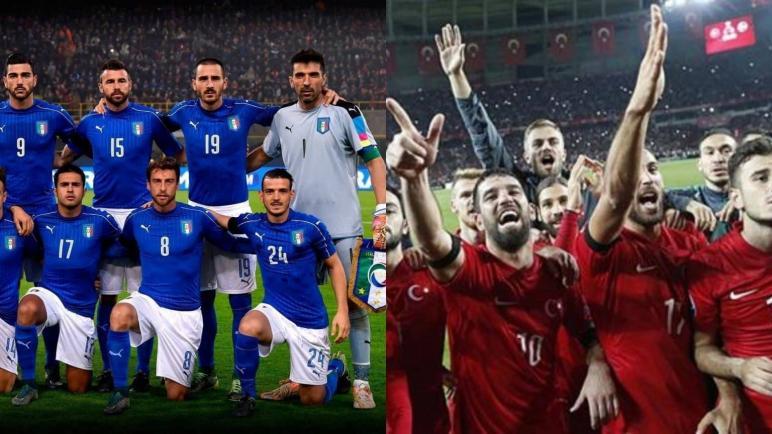 مشاهدة مباراة ايطاليا وتركيا في بث مباشر ببطولة يورو 2020