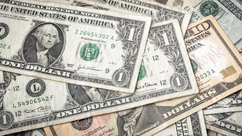 استقرار أسعار صرف الدولار عند 17.8 جنيه خلال التعاملات الصباحية