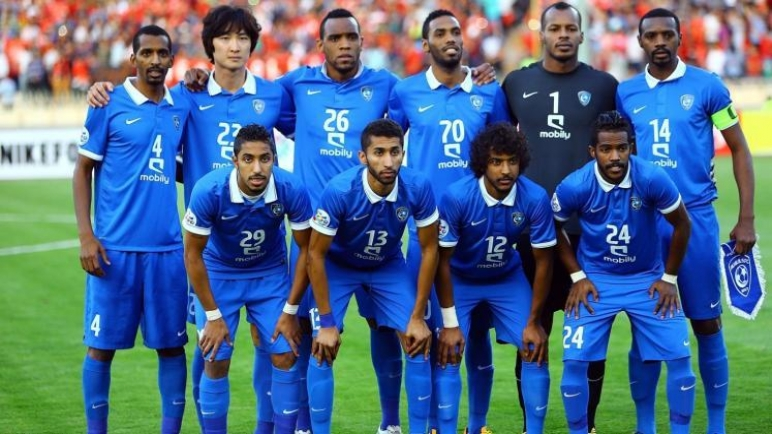 هنا الآن رابط بث مباشر مباراة الهلال وضمك اونلانين فى الدوري السعودي