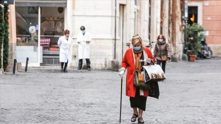 إيطاليا: وفاة 627 شخصا بفيروس كورونا خلال الـ 24 ساعة وحصيلة الوفيات ترتفع إلى 4032