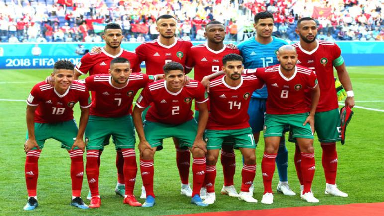 هنا بث مباشر لايف مباراة المغرب والأرجنتين الودية الان