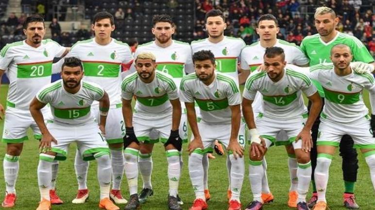هنا مشاهدة مباراة الجزائر وغامبيا بث مباشر فى تصفيات كأس أمم أفريقيا 2019