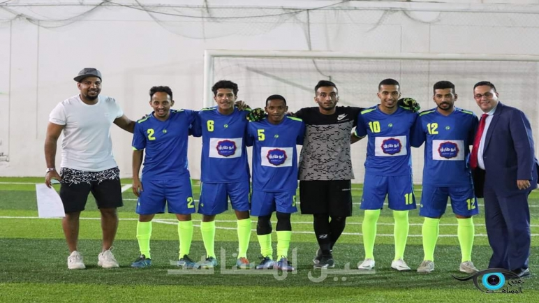 فريق كشري أبو طارق ينافس على كأس بطولة الأمير عبد الله بن سعد بن عبد العزيز